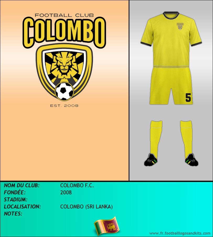 Logo de COLOMBO F.C.
