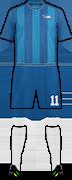 Kit CHONBURI F.C.