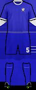 Kit ÉQUIPE D'THAÏLANDE DE FOOTBALL