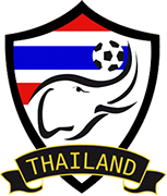Logo de ÉQUIPE D'THAÏLANDE DE FOOTBALL