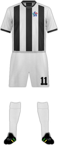 Kit NSTC F.C.