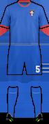 套件台湾国家足球队