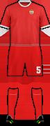 Kit F.C. CSKA PAMIR