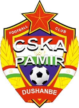 Logo of F.C. CSKA PAMIR (TAJIKISTAN)