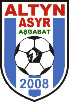 Logo of F.K. ALTYN ASYR (TURKMENISTAN)