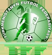 Logo of TURKMENISTAN NATIONAL FOOTBALL TEAM