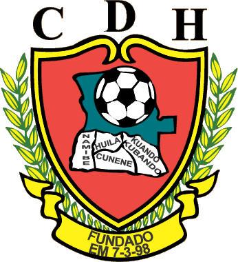 Logo CLUBE DESPORTIVO DE HUÍLA (ANGOLA)