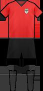 Kit AS DRAGON FC DE L'OUEME