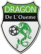Logo of AS DRAGON FC DE L'OUEME