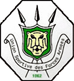 Logo of UNIÓN S`PORTIVE DES FORCES ARMEES (BURKINA FASO)