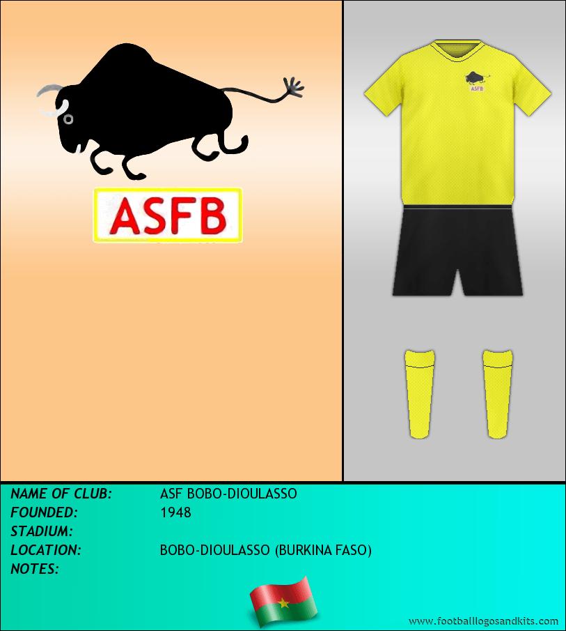 Logo of ASF BOBO-DIOULASSO