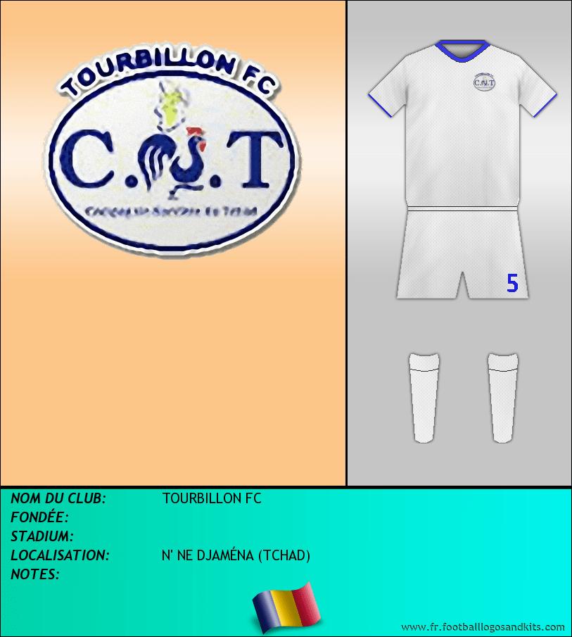 Logo de TOURBILLON FC