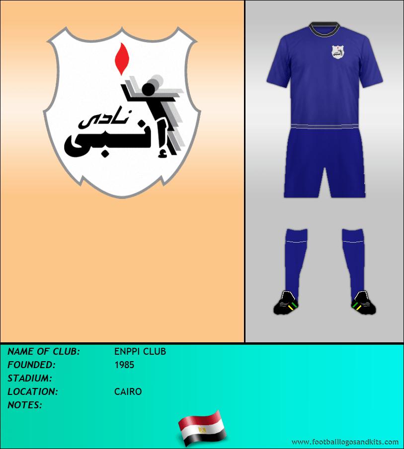 Logo of ENPPI CLUB