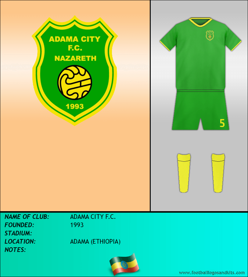 Logo of ADAMA CITY F.C.