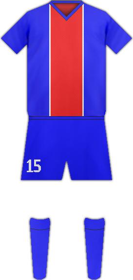 Kit SOGÉA FC