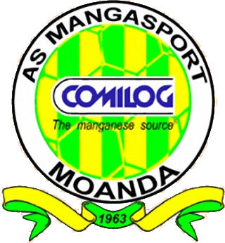 Logo of AS MANGASPORT (GABON)