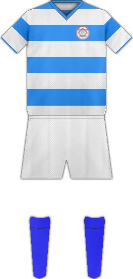 Kit WALLIDANE F.C.