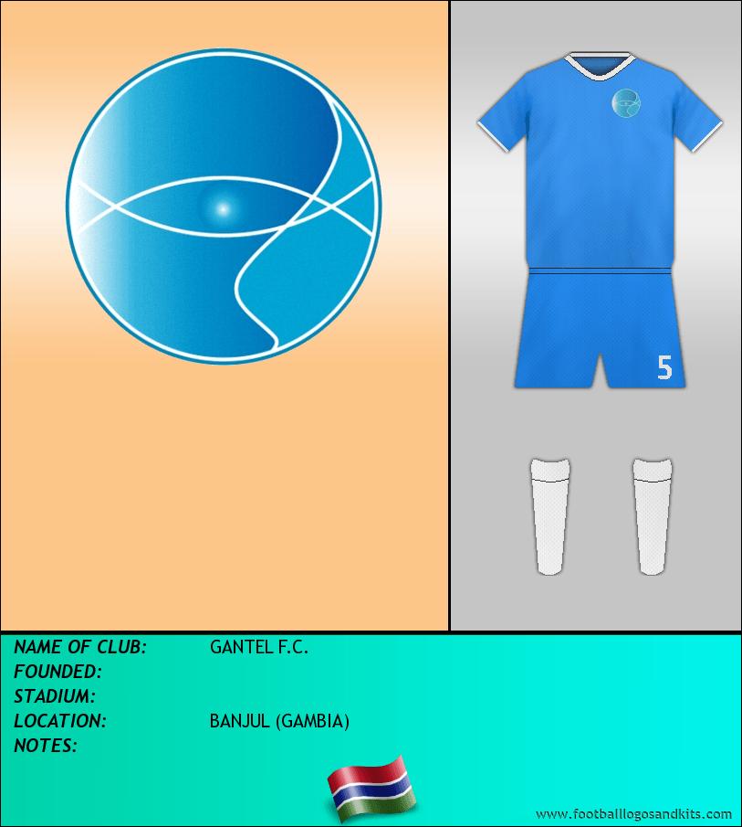 Logo of GANTEL F.C.