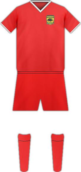 Kit ASANTE KOTOKO FC