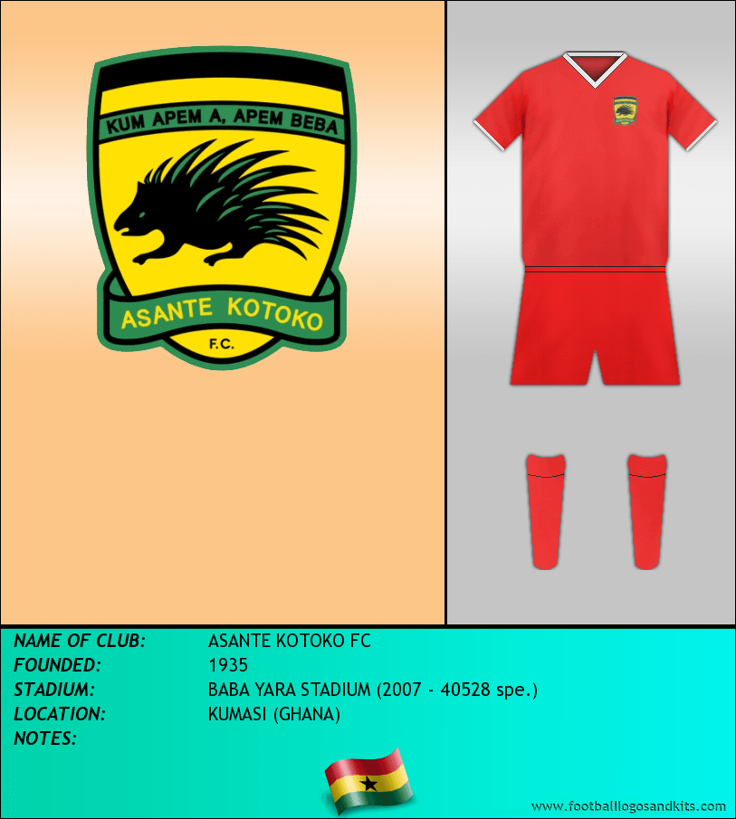 Logo of ASANTE KOTOKO FC