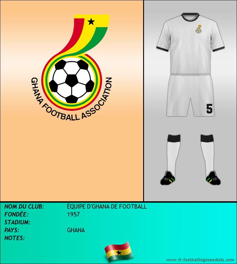 Logo de SELECCIÓN DE GHANA