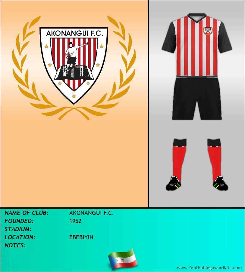 Logo of AKONANGUI F.C.