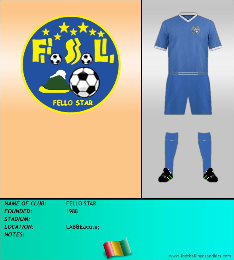 Logo of FELLO STAR