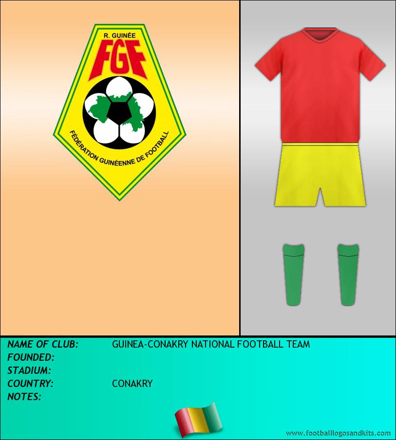 Logo of SELECCIÓN  GUINEA CONAKRI