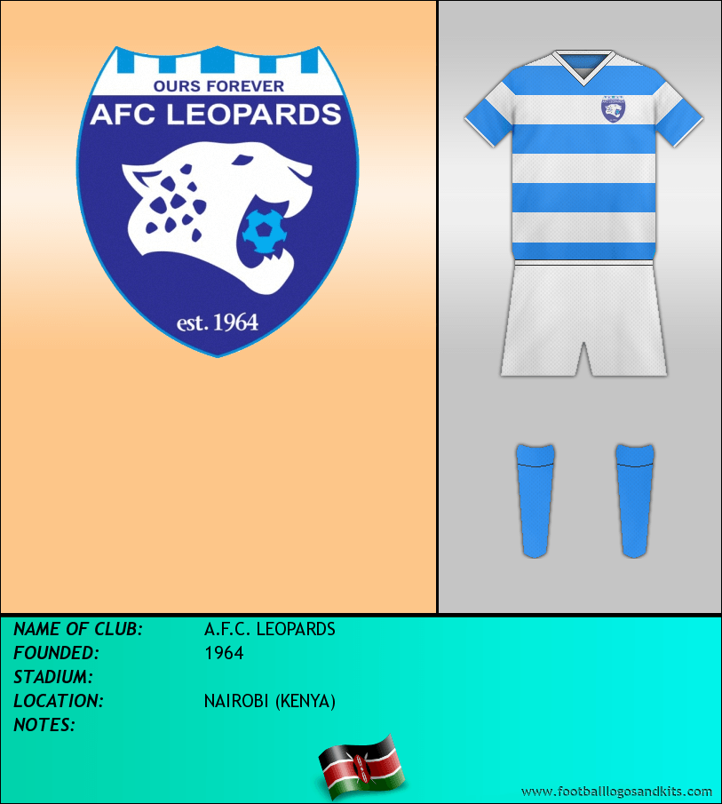 Logo of A.F.C. LEOPARDS