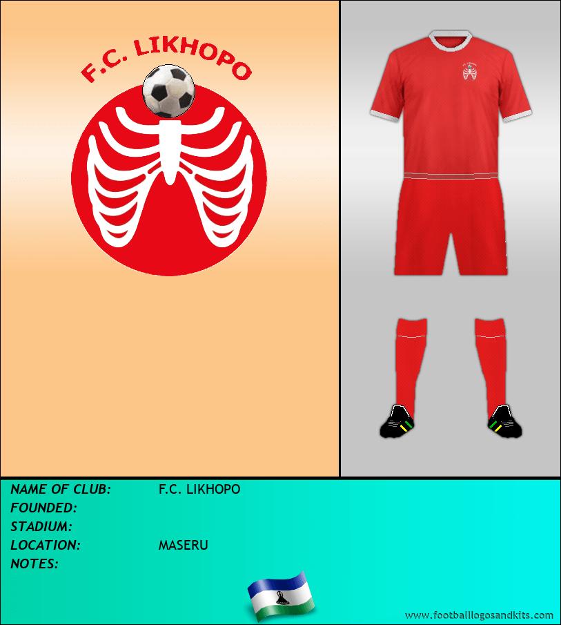 Logo of F.C. LIKHOPO