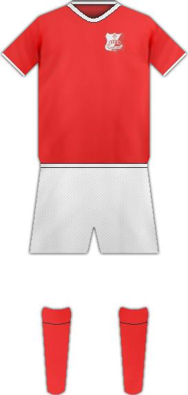 Kit AL AHLI F.C. BENGAZHI