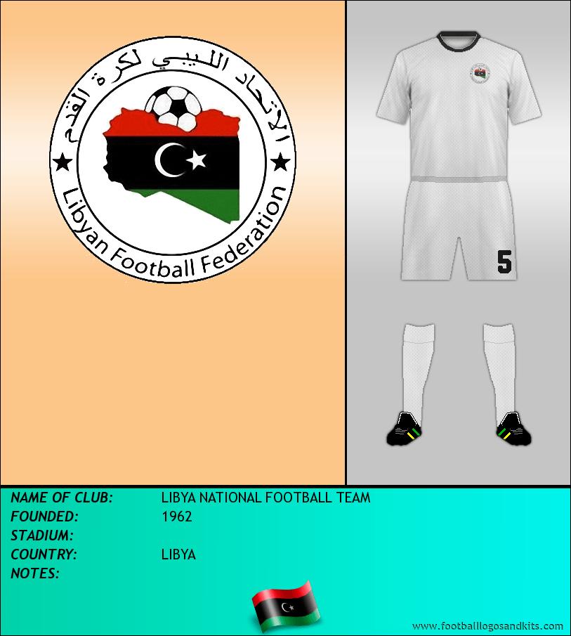 Logo of SELECCIÓN DE LIBIA