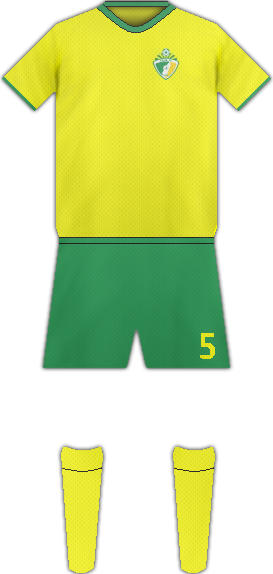 Kit TANA F.C.