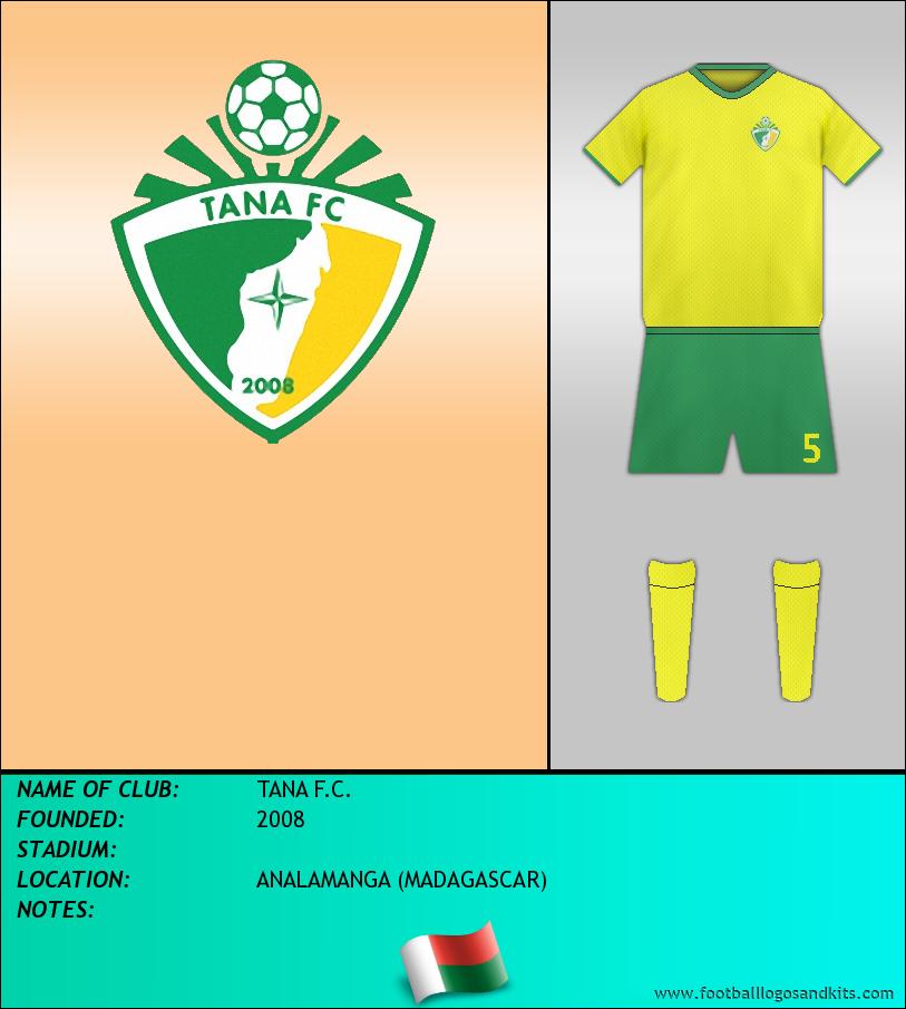 Logo of TANA F.C.