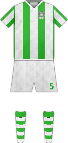 Kit OLYMPIQUE CLUB KHOURIBGA