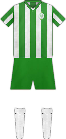 Kit RAJA CLUB ATHLETIC