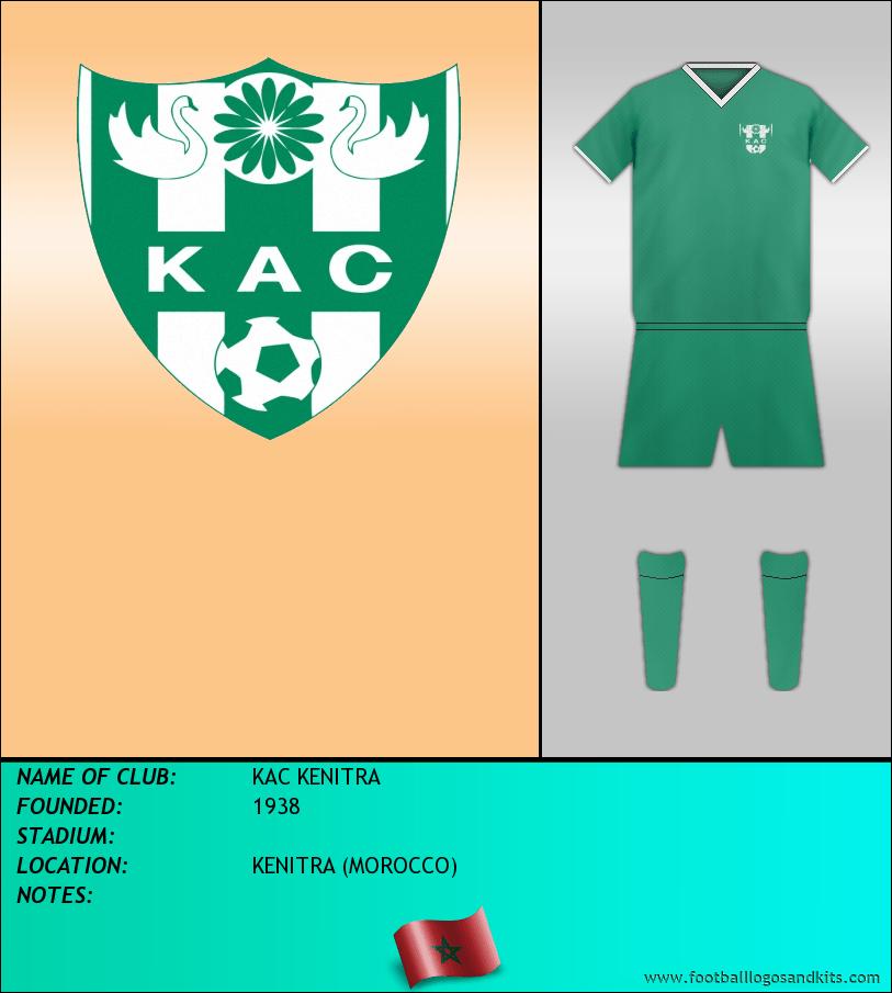 Logo of KAC KENITRA