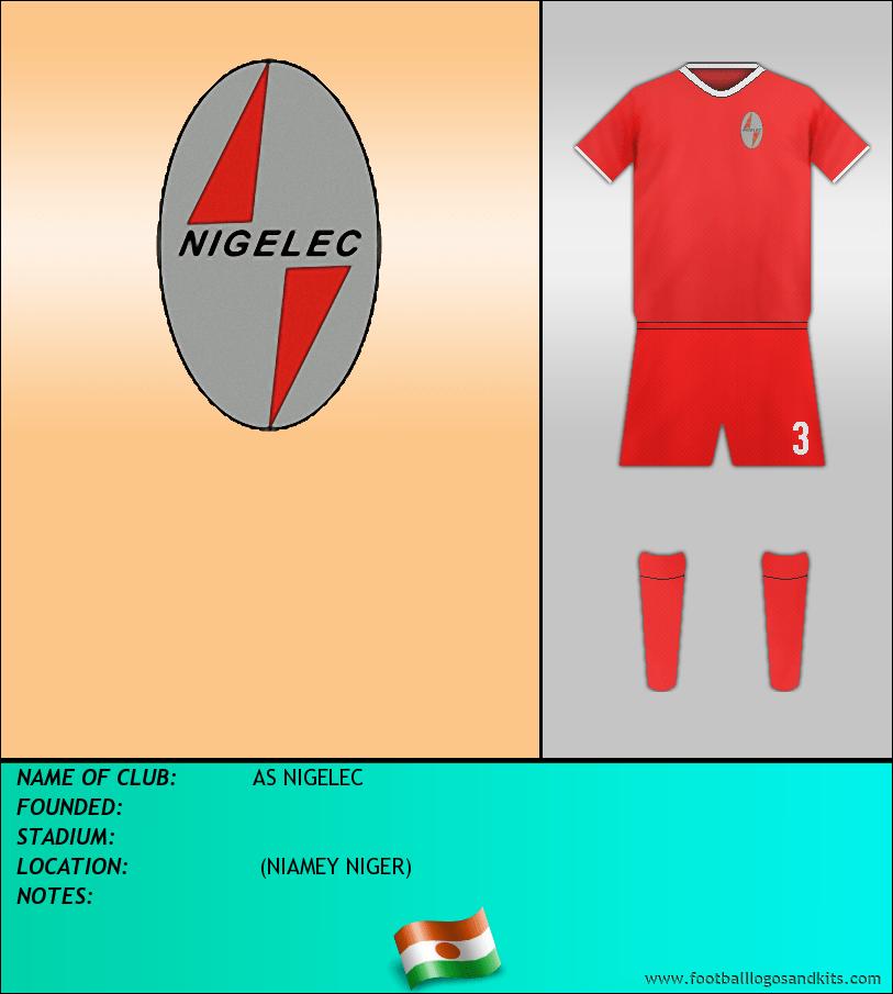 Logo of AS NIGELEC