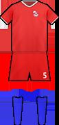 Trikot AFRICAN STARS FC