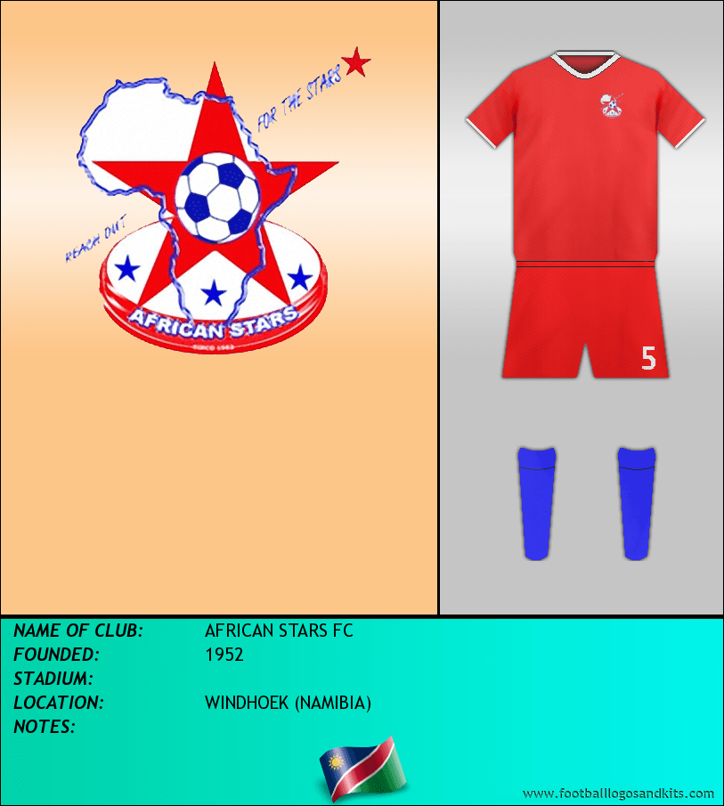Logo of AFRICAN STARS FC