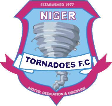 Logo of NIGER TORNADOES F.C. (NIGERIA)