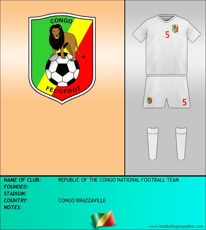 Logo of SELECCIÓN REPÚBLICA DEL CONGO