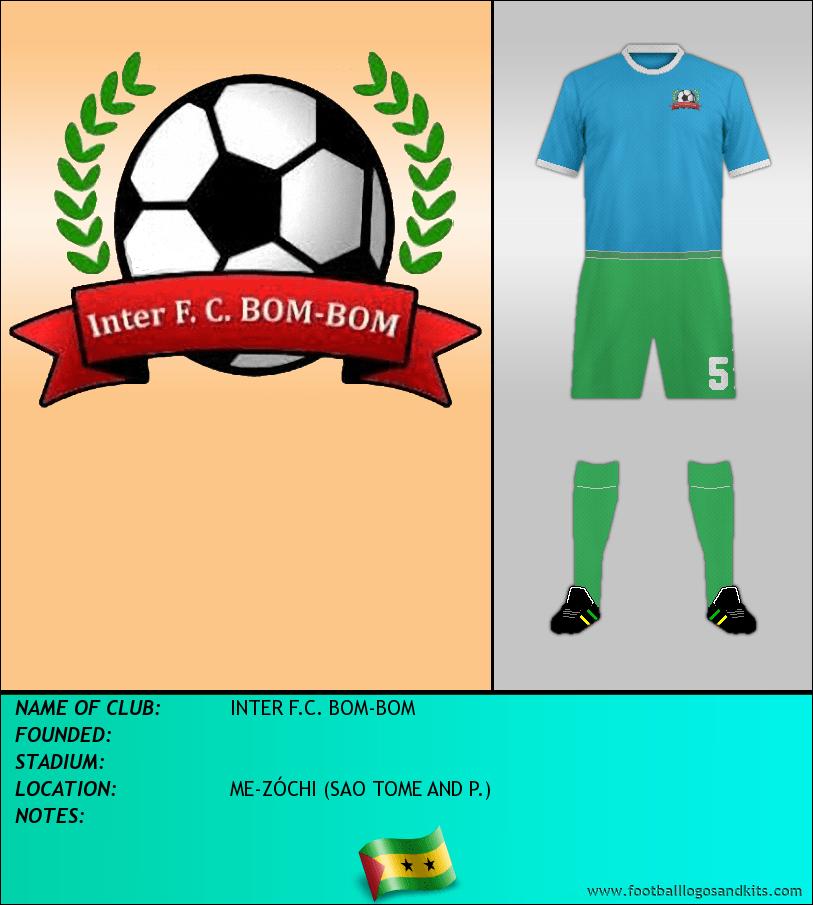 Logo of INTER F.C. BOM-BOM