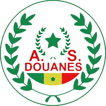 Logo of A.S. DOUANES (SENEGAL)