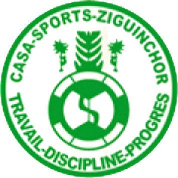 Logo of CASA SPORT DE ZIGUINCHOR (SENEGAL)