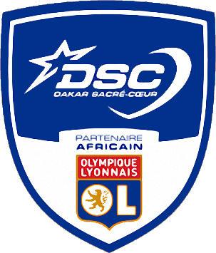 Logo of D.S.C. DAKAR SACRÉ COEUR (SENEGAL)