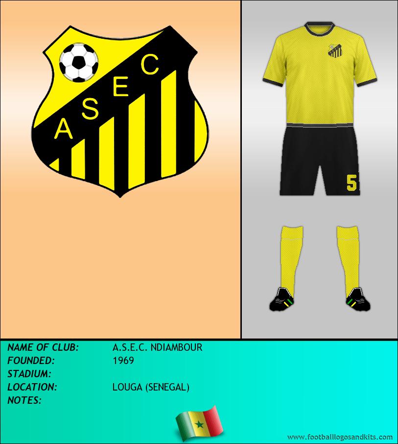 Logo of A.S.E.C. NDIAMBOUR