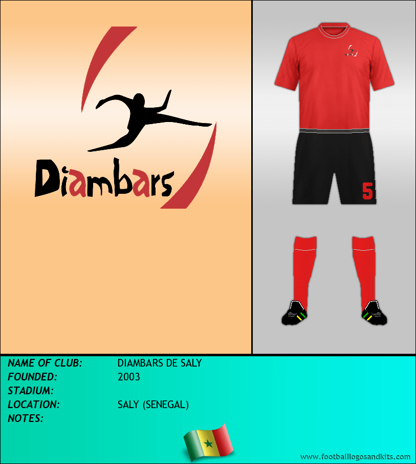 Logo of DIAMBARS DE SALY