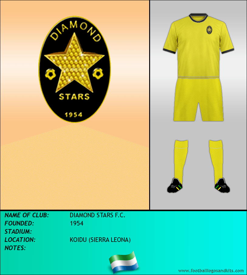 Logo of DIAMOND STARS F.C.