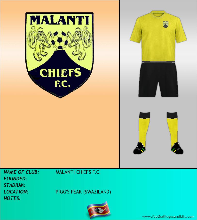 Logo of MALANTI CHIEFS F.C.